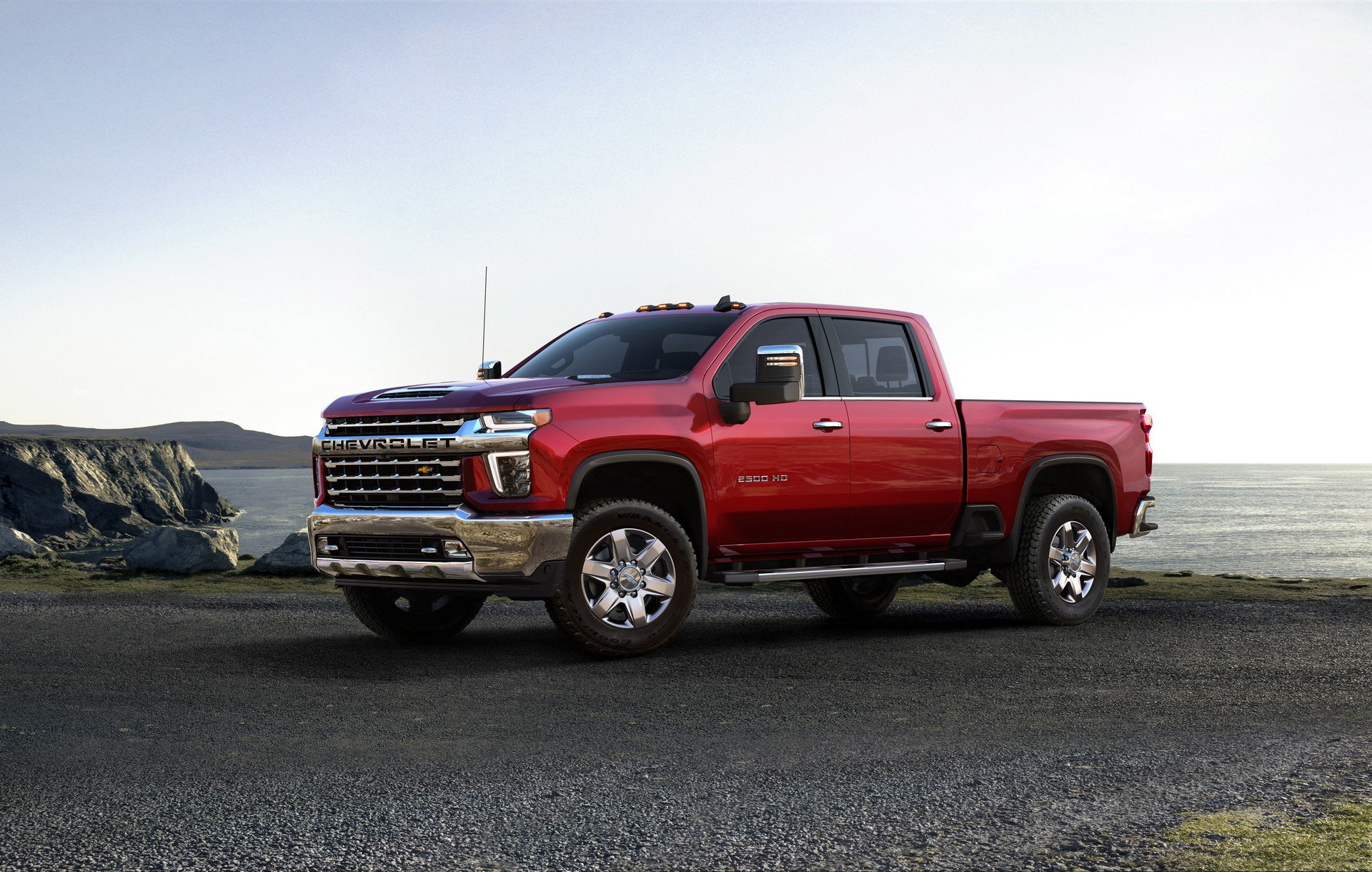 Chevrolet Silverado HD 2020  (3)