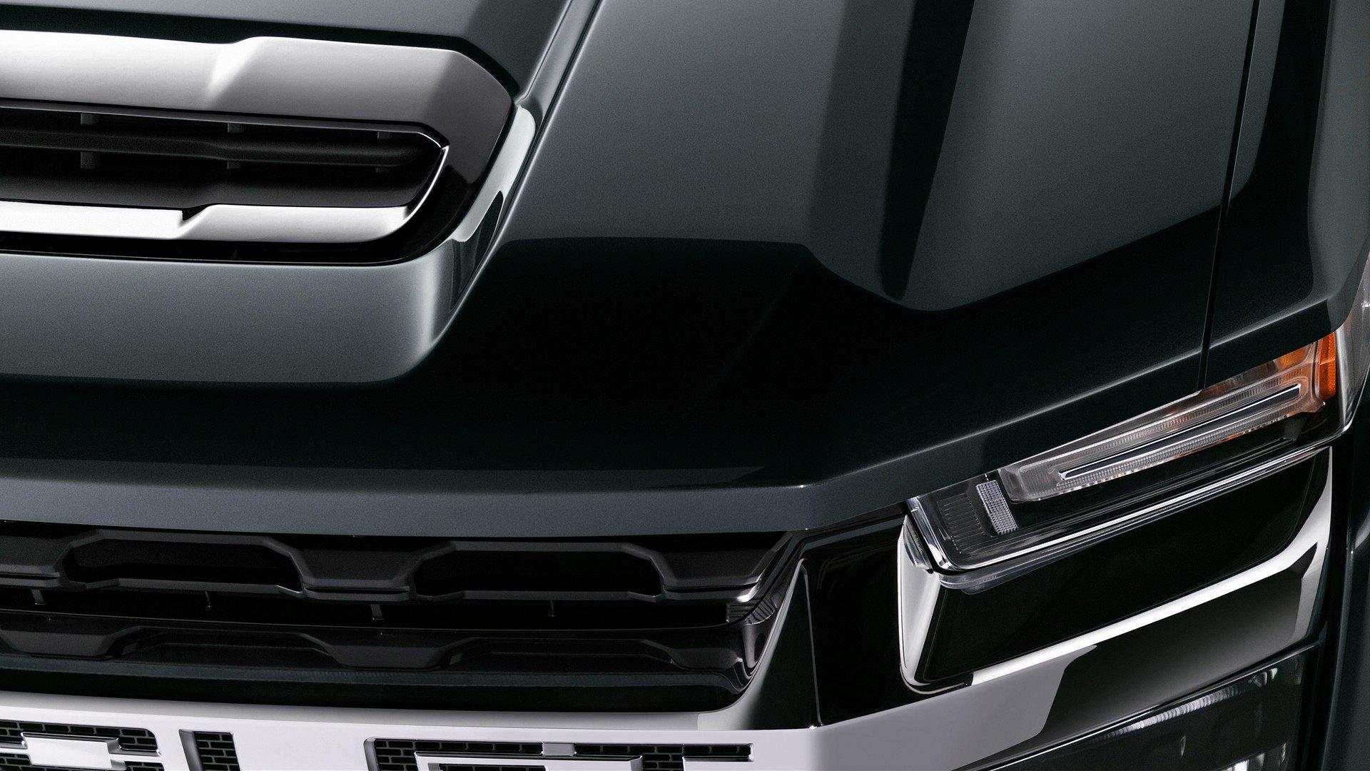 Chevrolet Silverado HD 2020  (32)