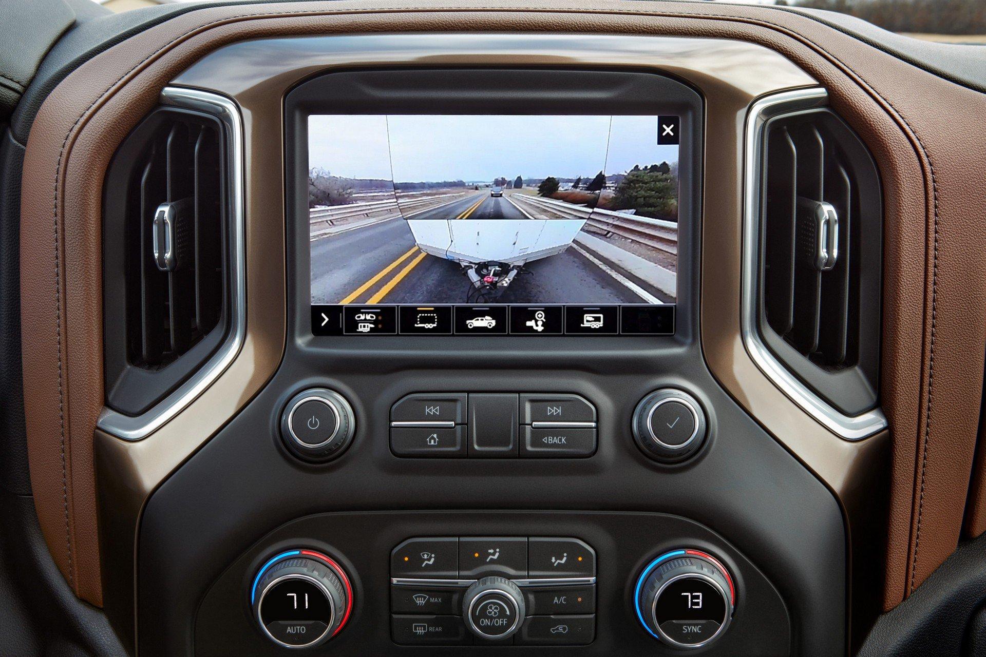 Chevrolet Silverado HD 2020  (35)