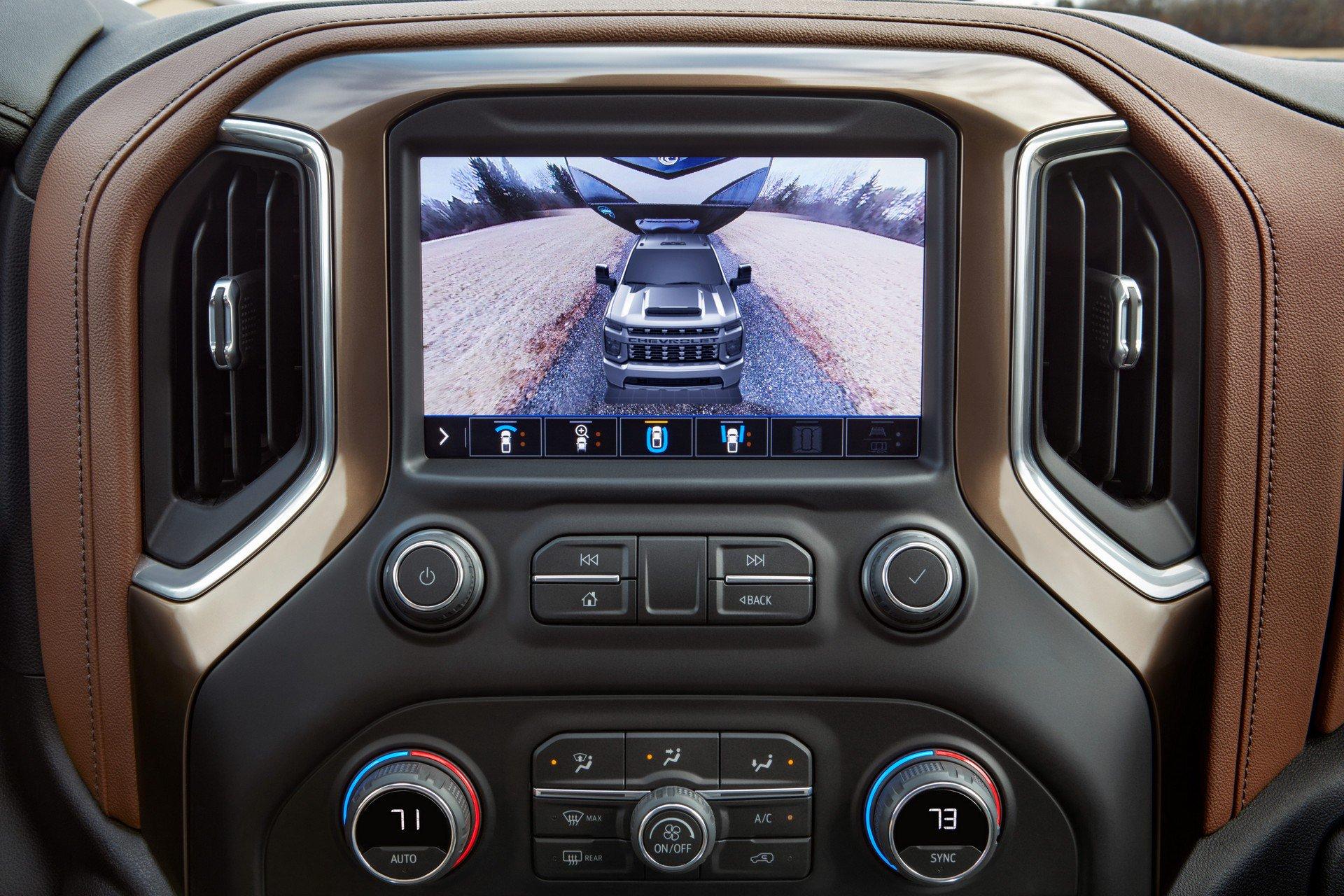 Chevrolet Silverado HD 2020  (36)