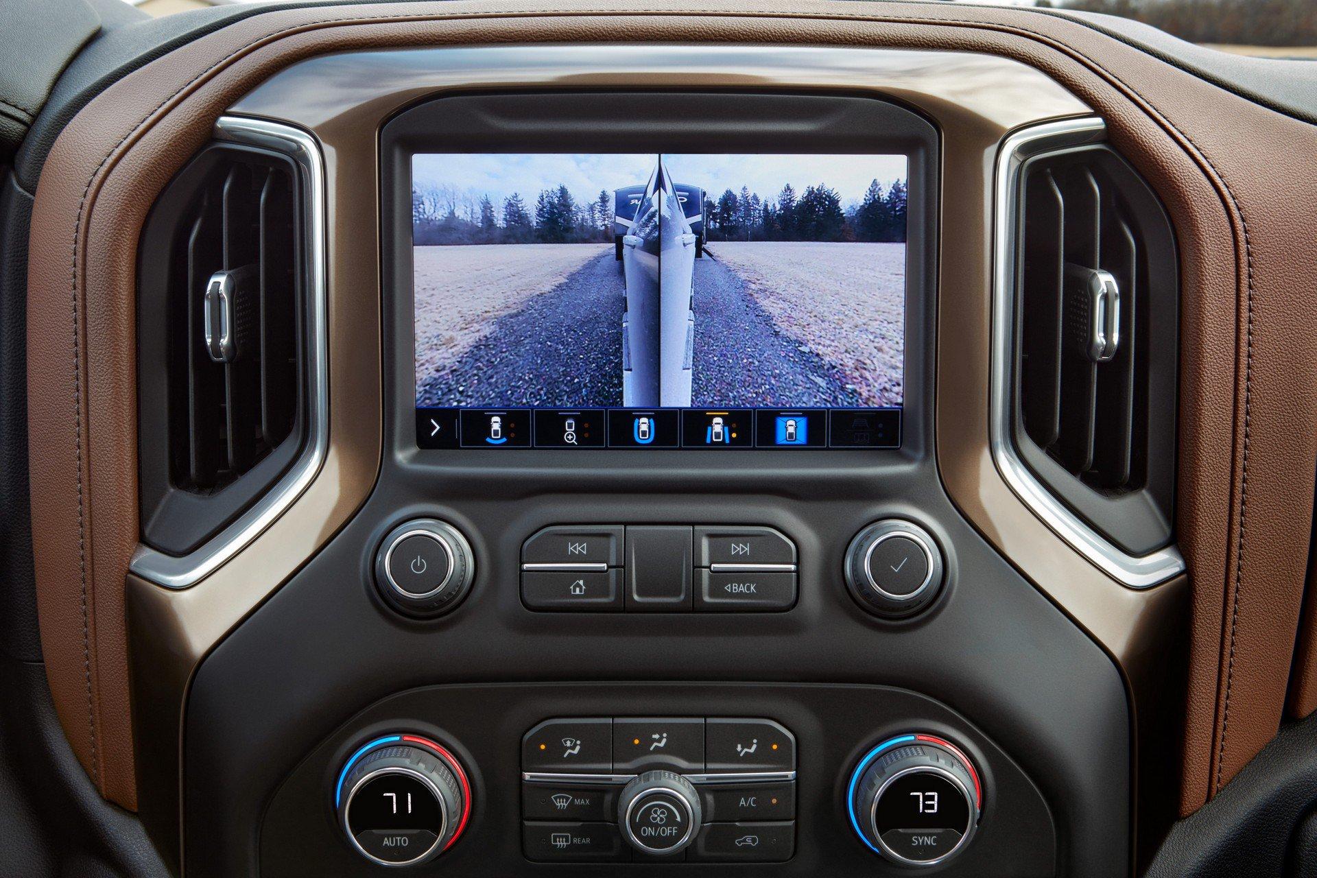 Chevrolet Silverado HD 2020  (37)