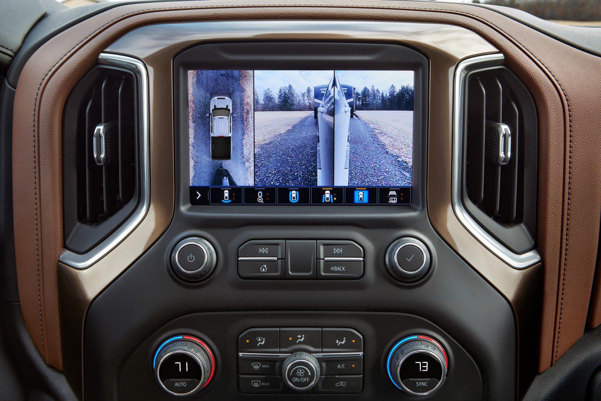 Chevrolet Silverado HD 2020  (38)