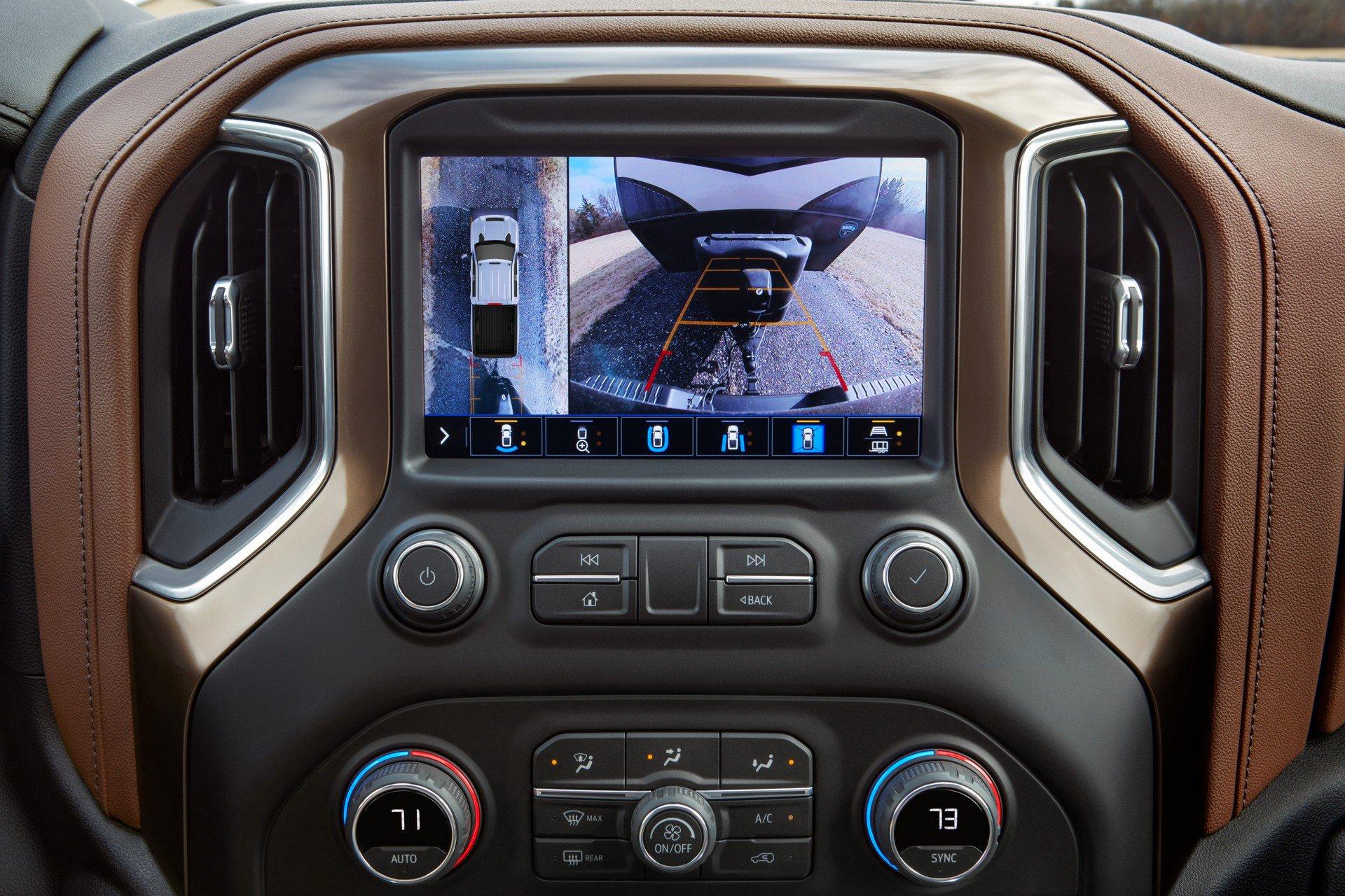 Chevrolet Silverado HD 2020  (39)