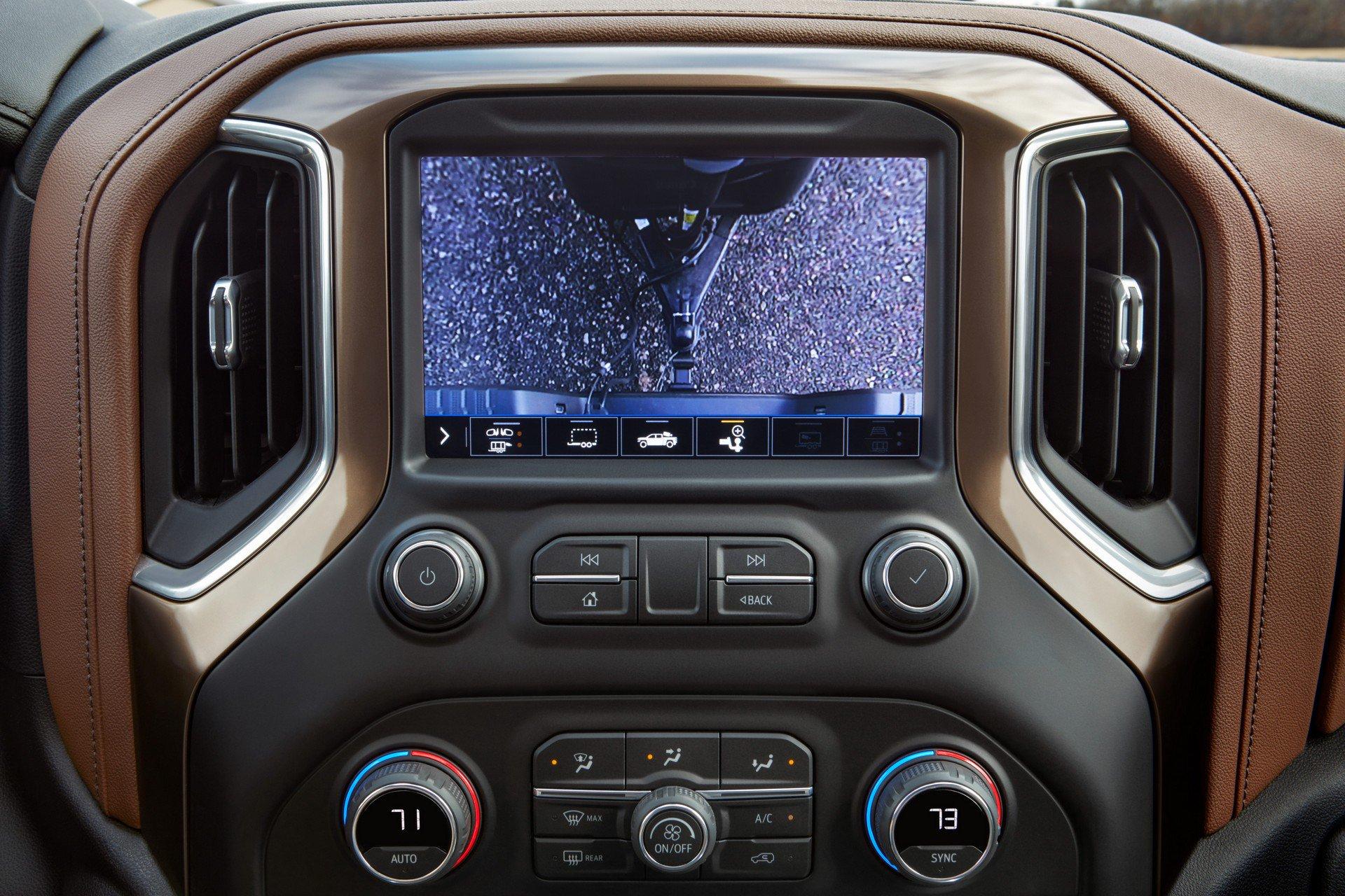 Chevrolet Silverado HD 2020  (43)
