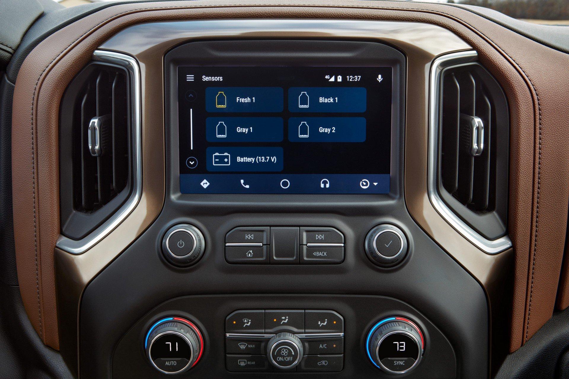 Chevrolet Silverado HD 2020  (45)