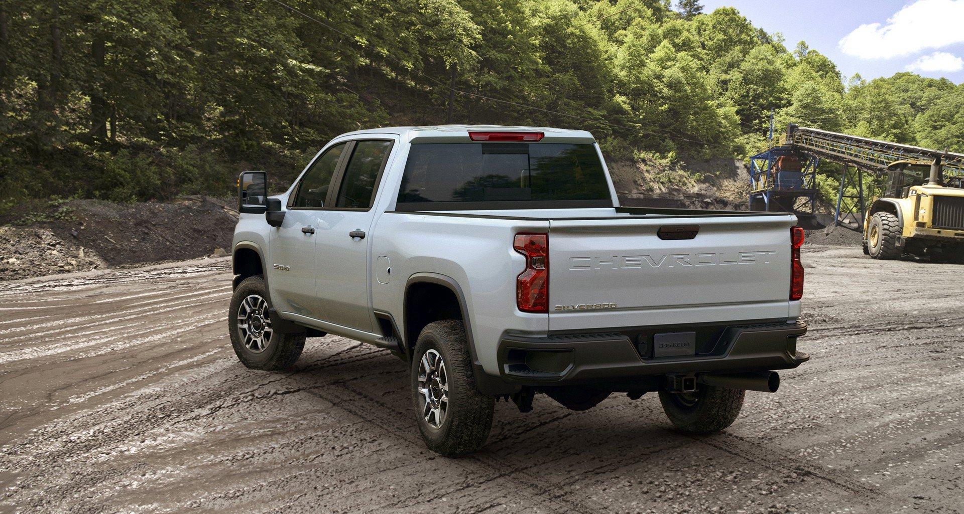 Chevrolet Silverado HD 2020  (5)
