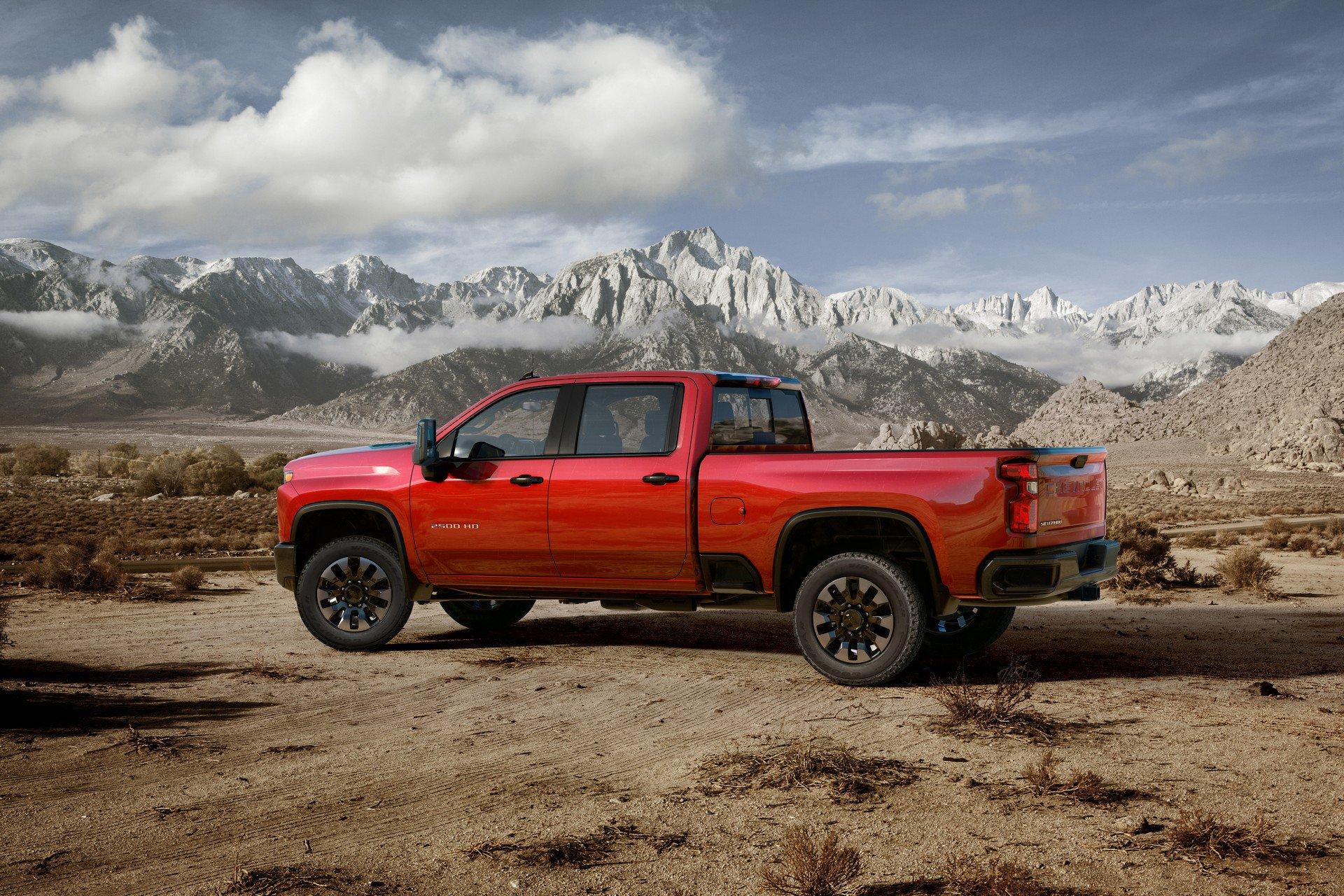 Chevrolet Silverado HD 2020  (7)