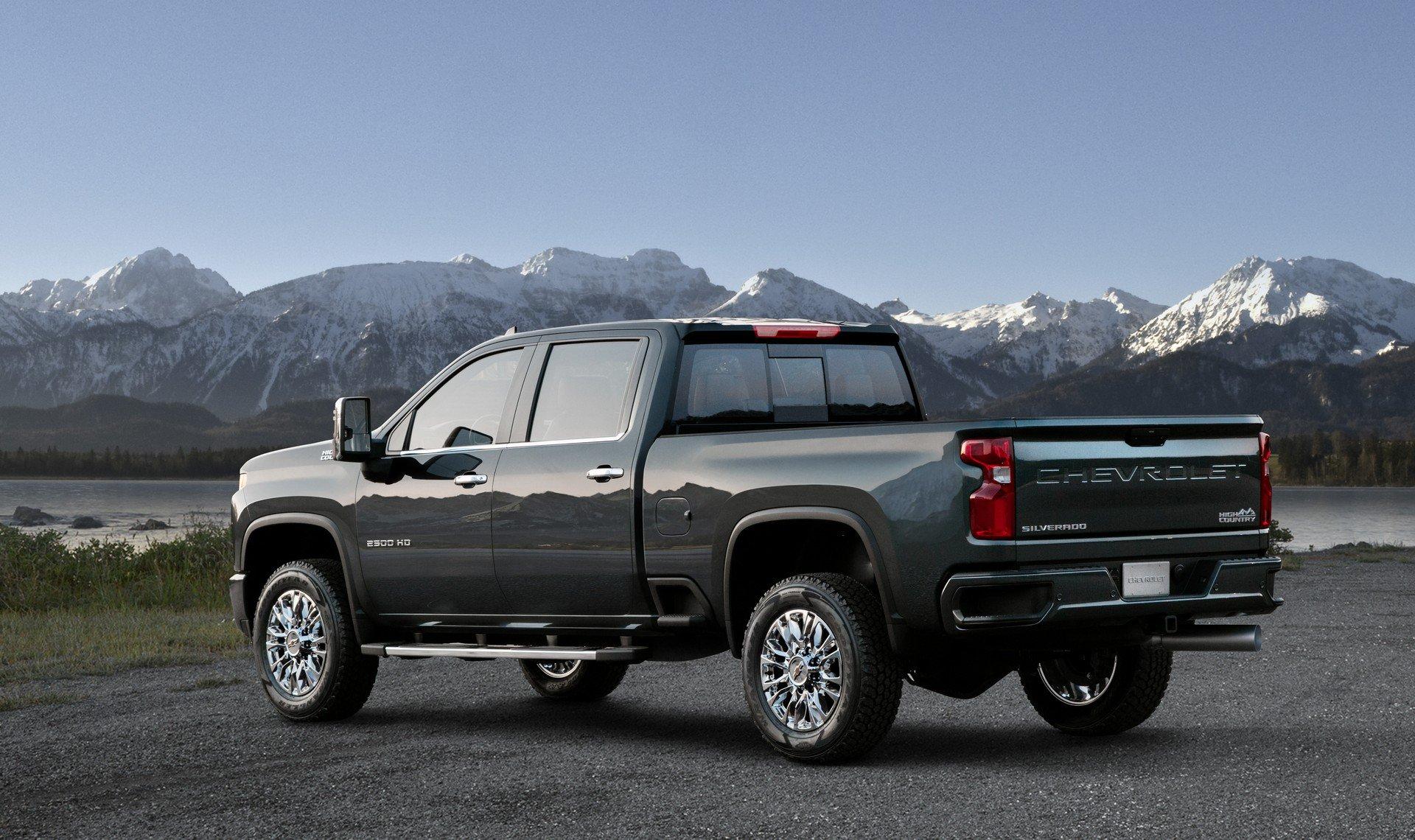 Chevrolet Silverado HD 2020  (8)