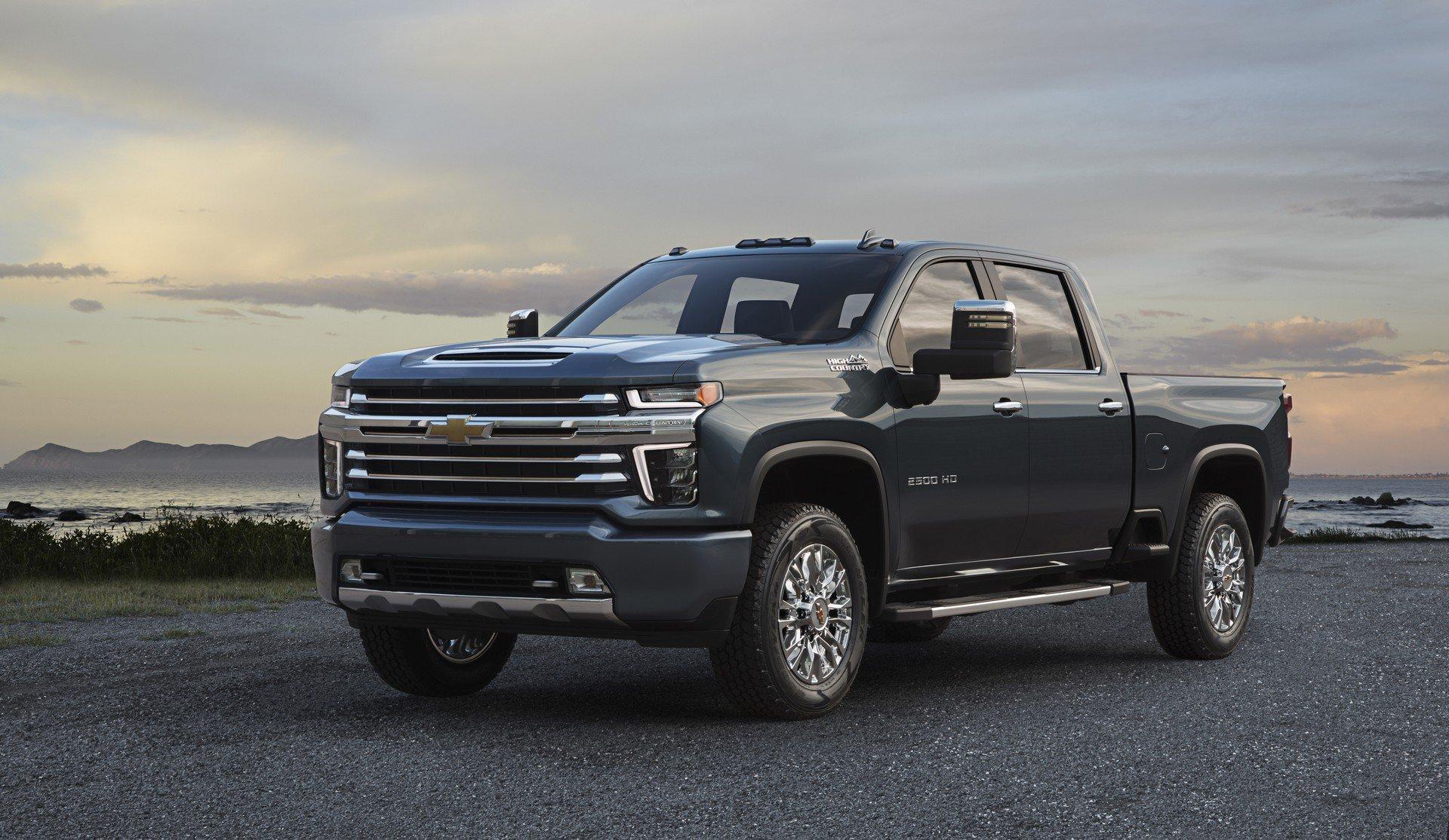 Chevrolet Silverado HD 2020  (9)