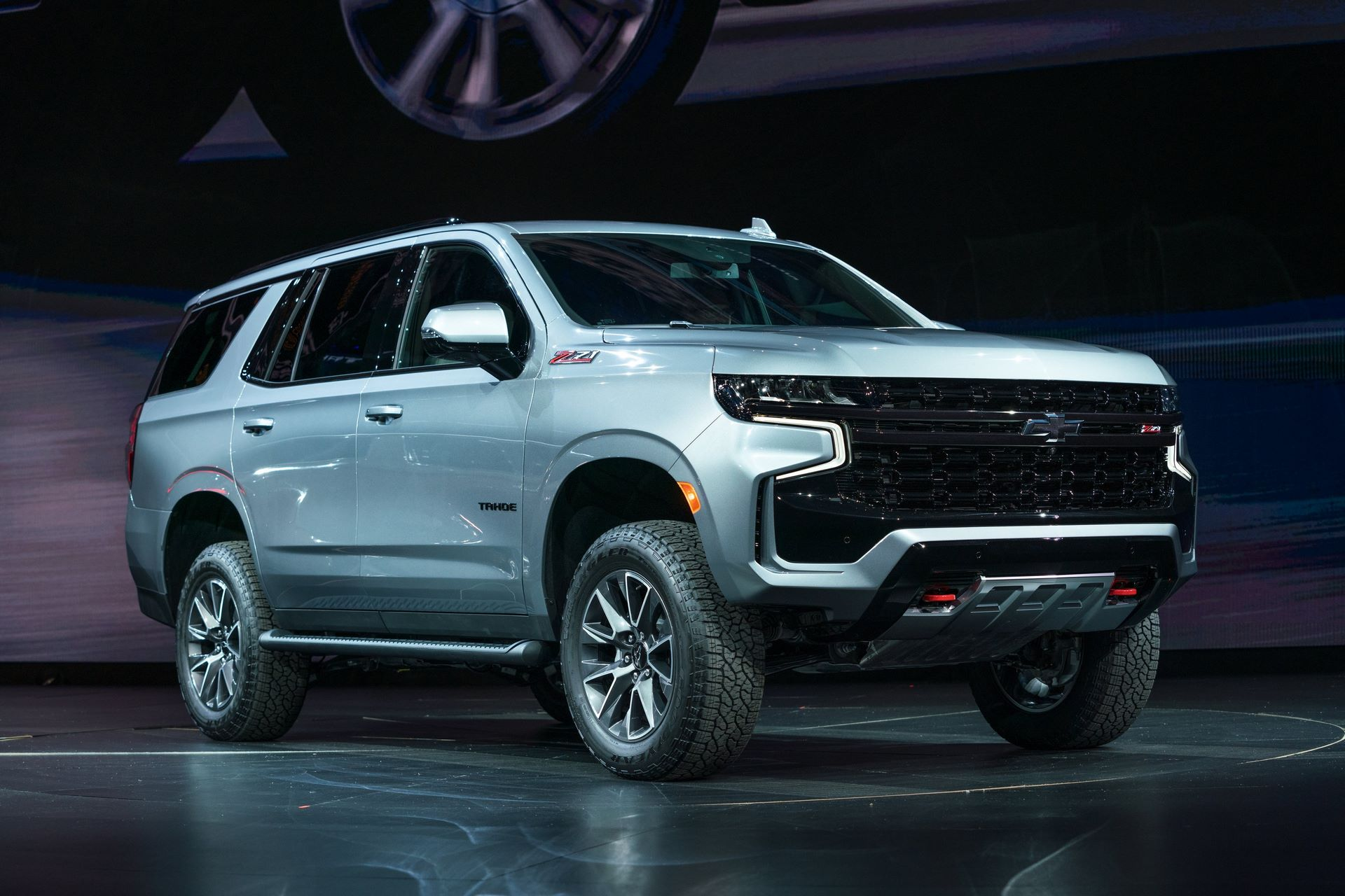 2021 Chevrolet Tahoe Reveal