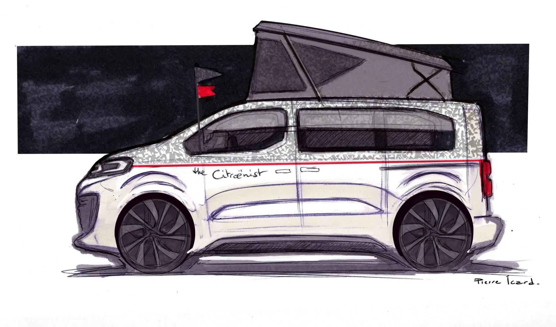 Citroen SpaceTourer The Citroenist Concept (19)