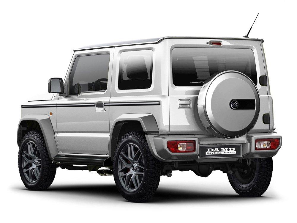 DAMD Suzuki Jimny (7)