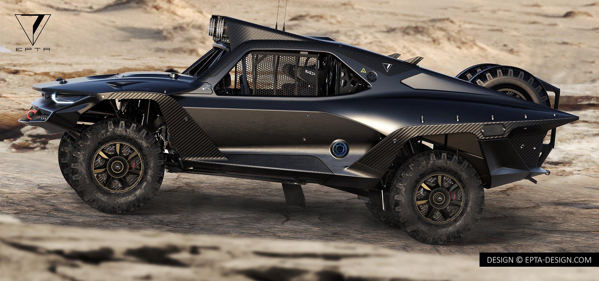 Desert Storm Trophy Truck by EPTA Design (1)