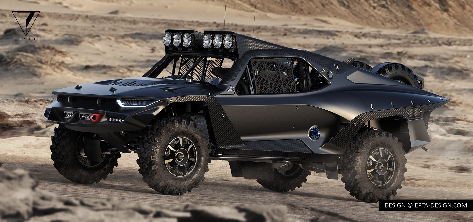Desert Storm Trophy Truck by EPTA Design (3)
