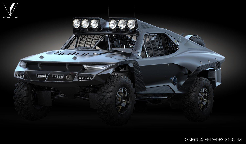 Desert Storm Trophy Truck by EPTA Design (7)