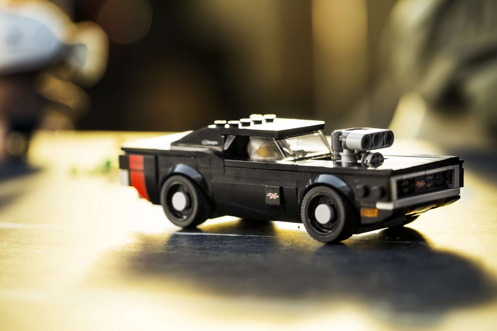 Dodge Challenger SRT Demon Lego Speed Champions (3)