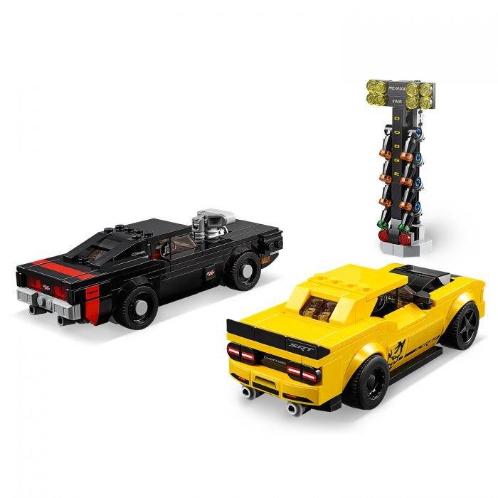 Dodge Challenger SRT Demon Lego Speed Champions (8)