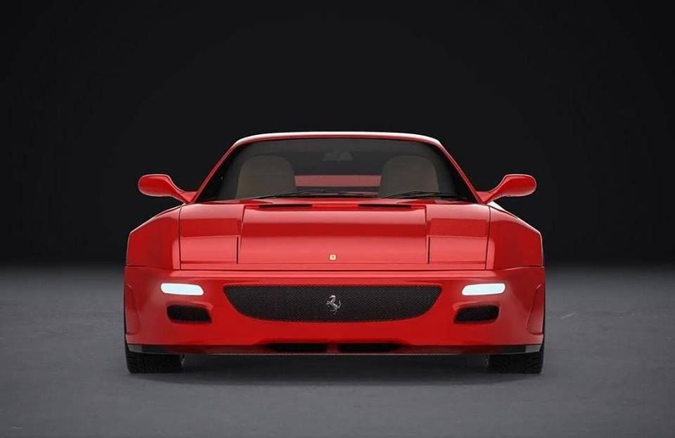 Ferrari 348 by Evoluto Automobili (11)