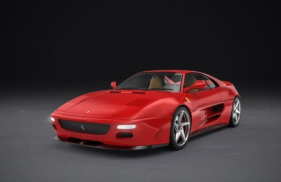 Ferrari 348 by Evoluto Automobili (8)