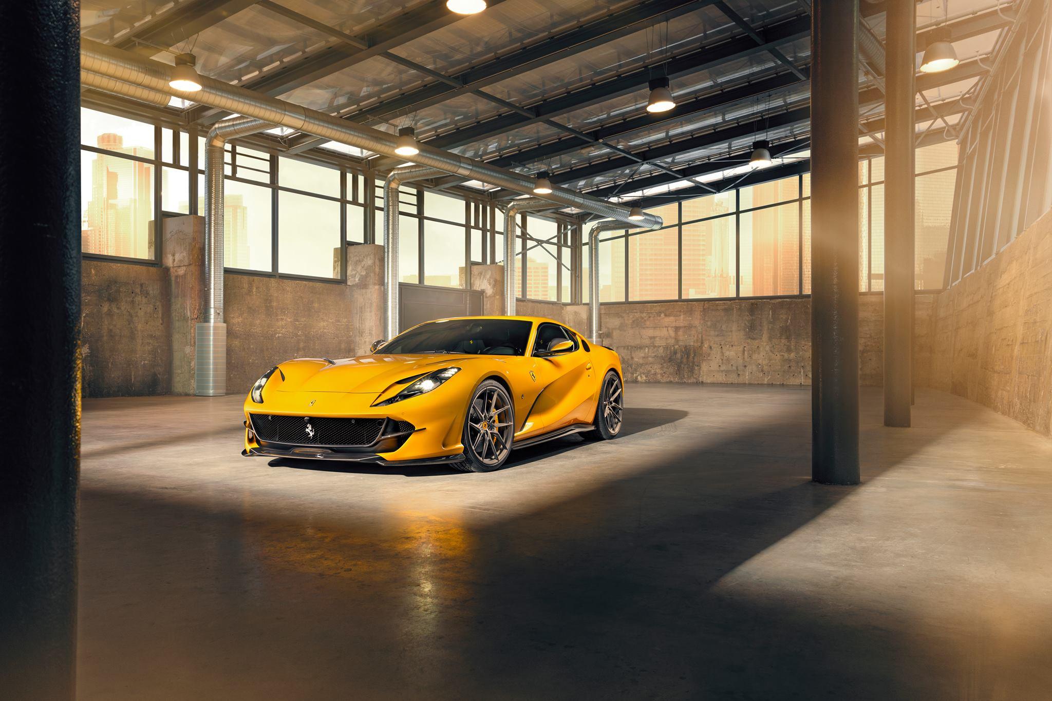 Ferrari 812 Superfast By Novitec (1)