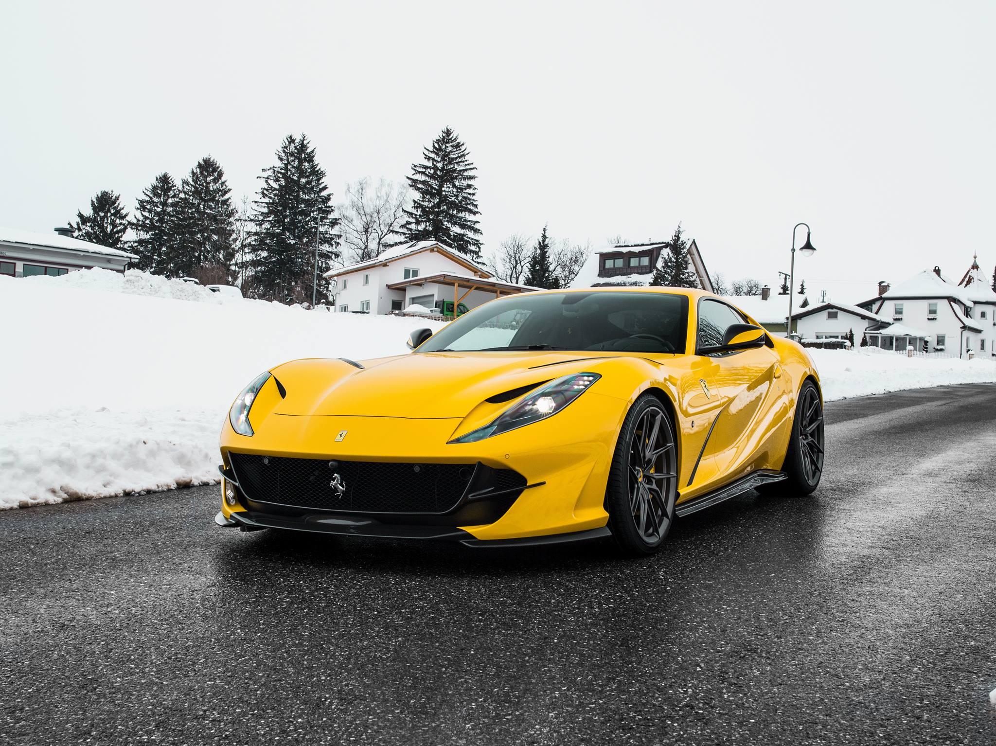 Ferrari 812 Superfast By Novitec (13)