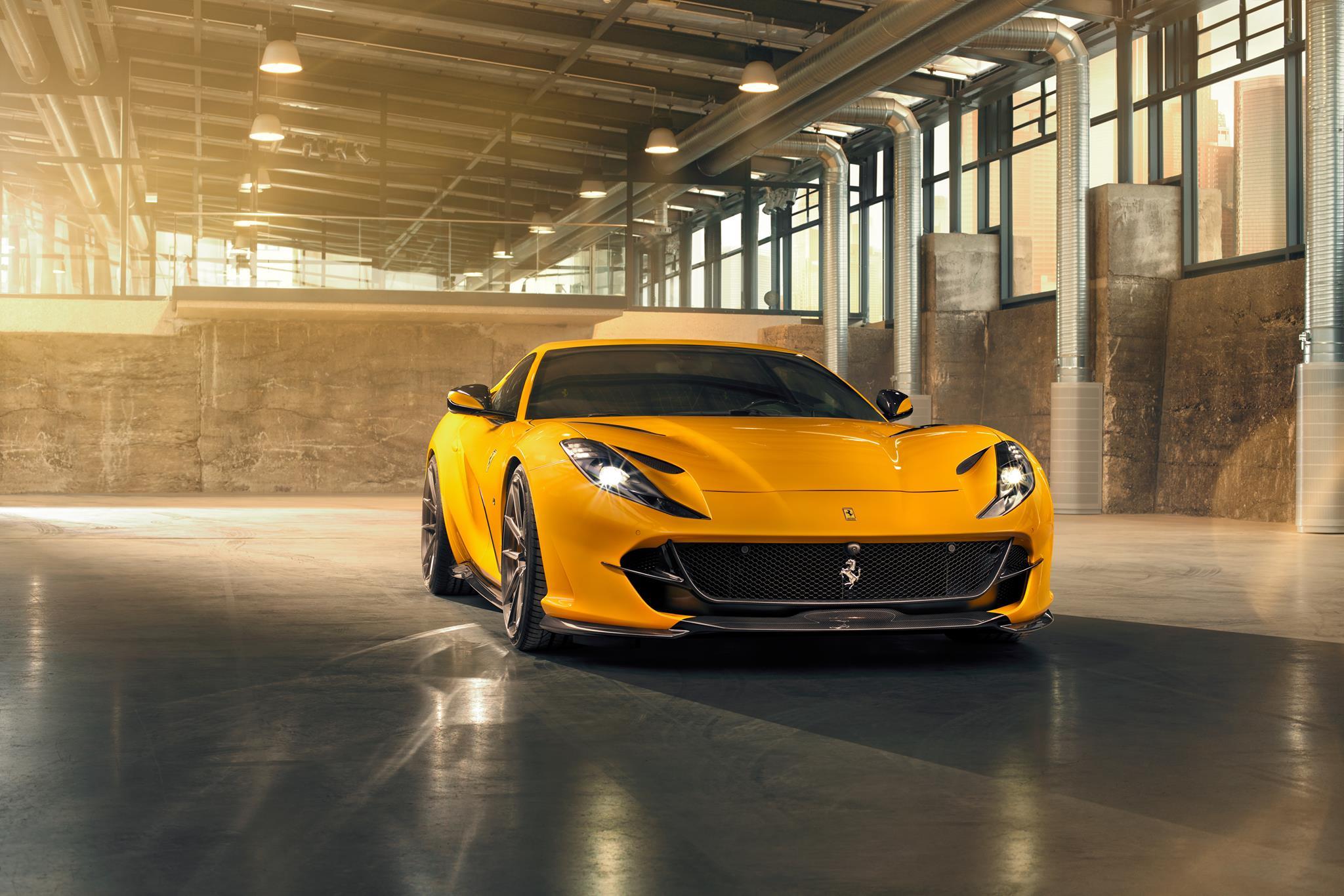 Ferrari 812 Superfast By Novitec (3)