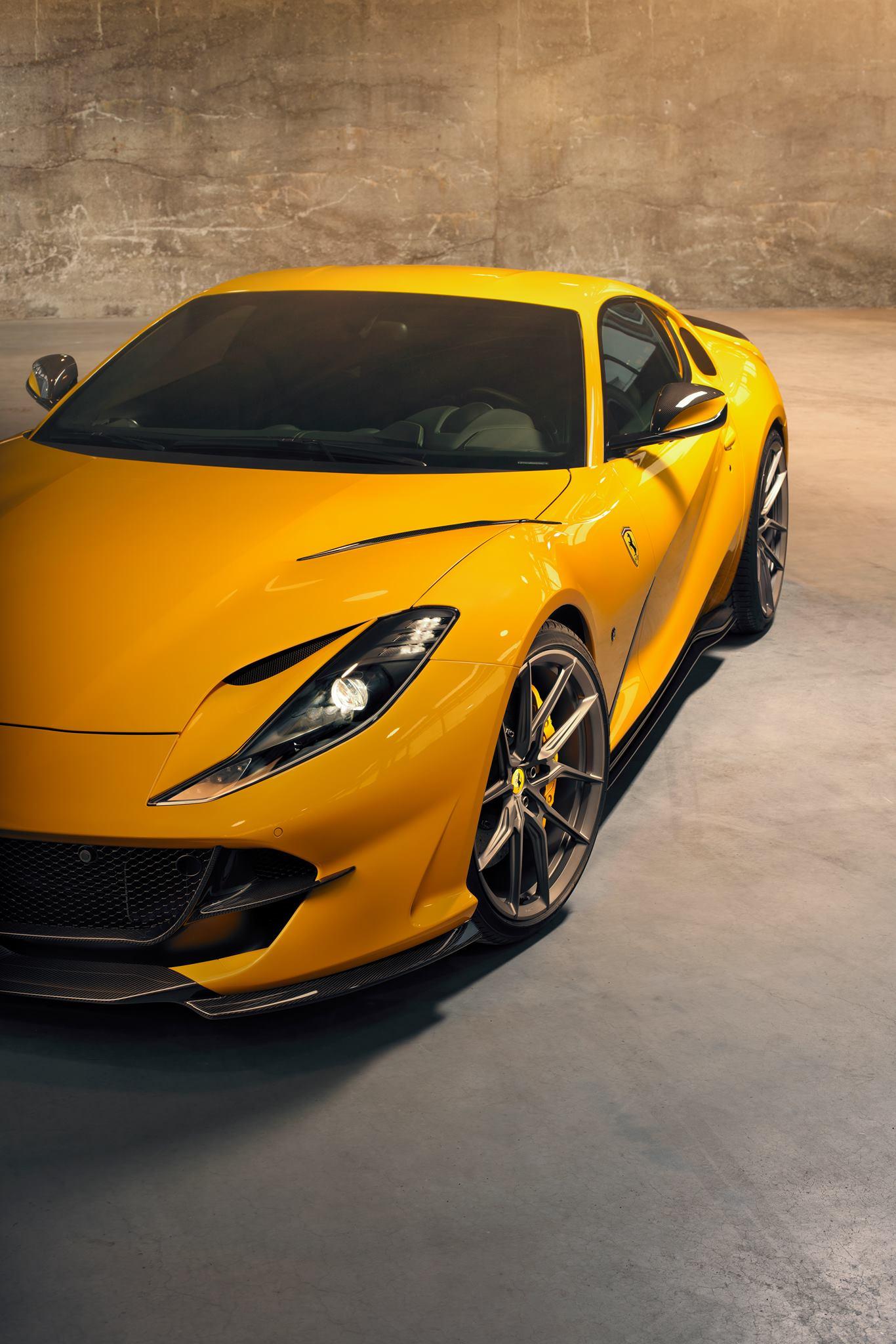 Ferrari 812 Superfast By Novitec (5)