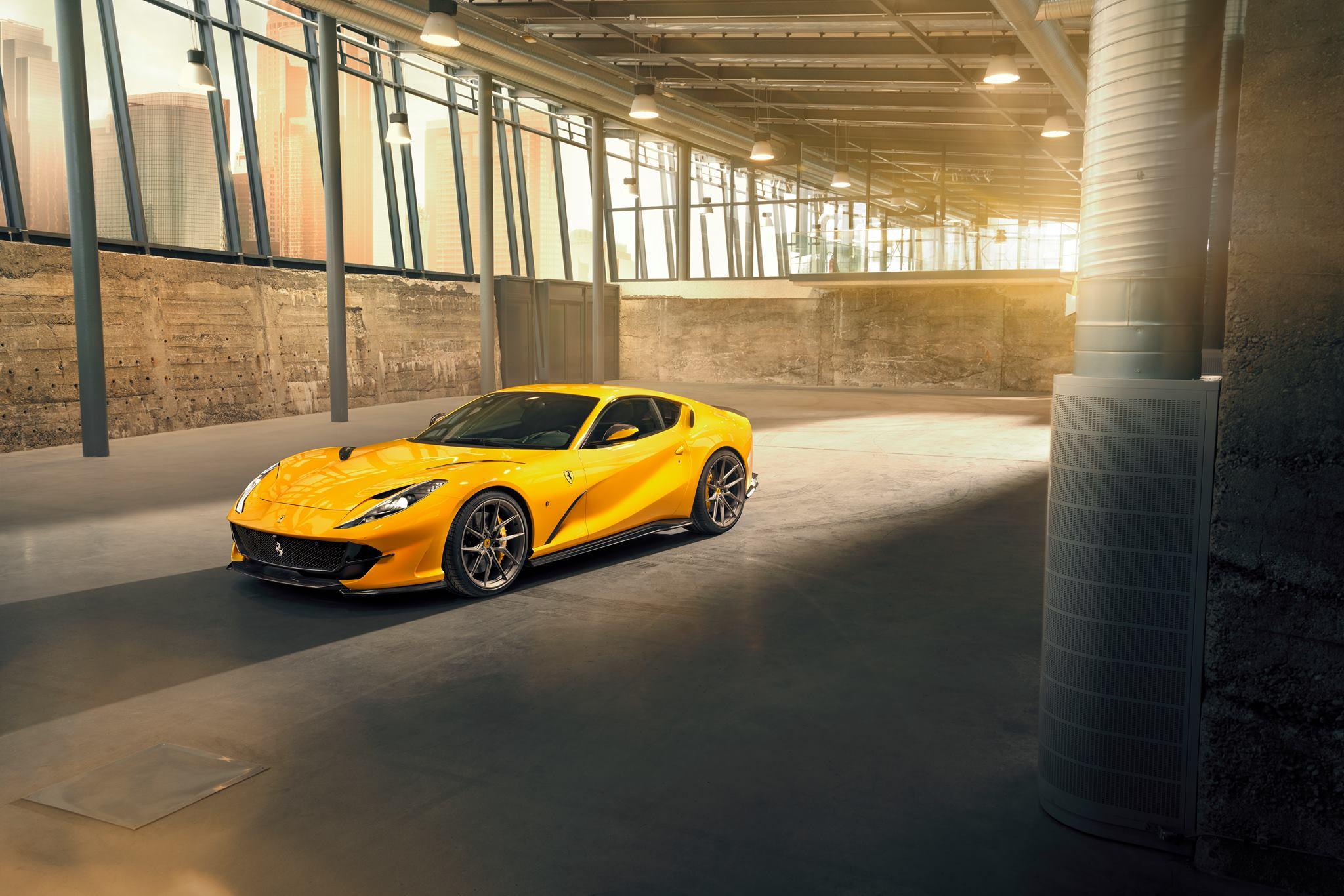 Ferrari 812 Superfast By Novitec (9)