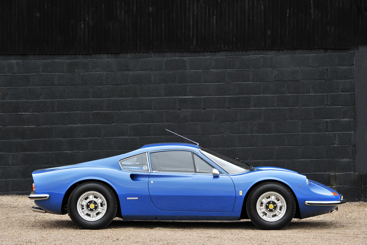 Ferrari Dino in Azzuro Dino color (4)