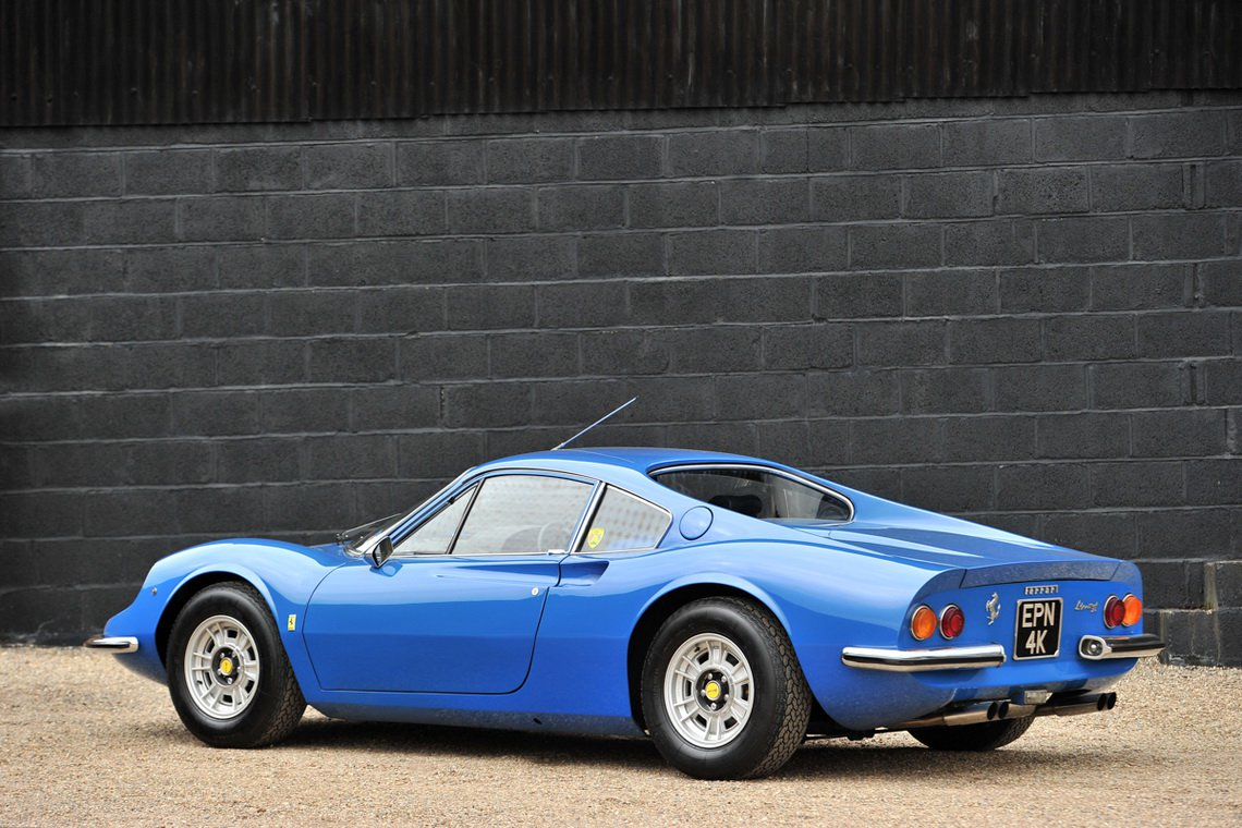 Ferrari Dino in Azzuro Dino color (5)