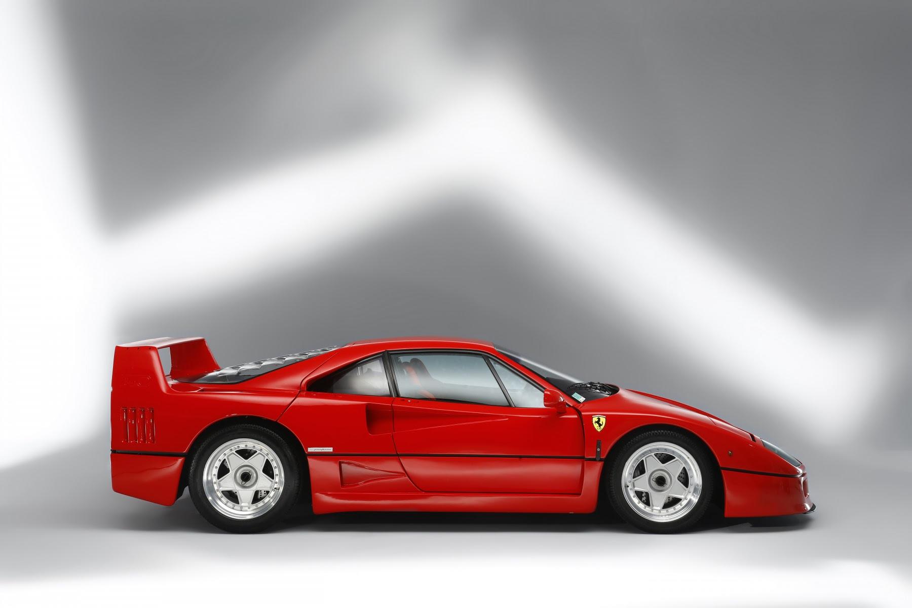 Ferrari F40 ex Pierluigi Martini (2)