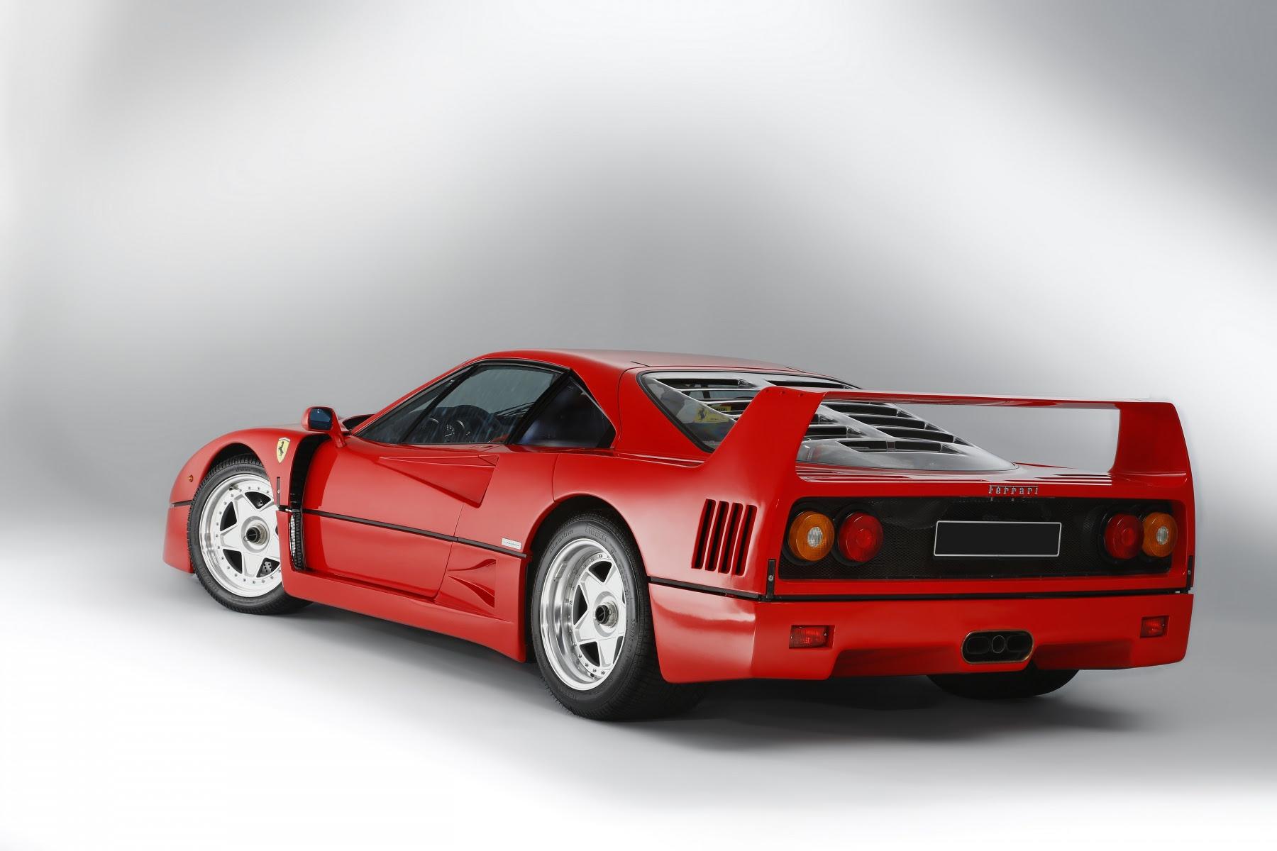 Ferrari F40 ex Pierluigi Martini (3)