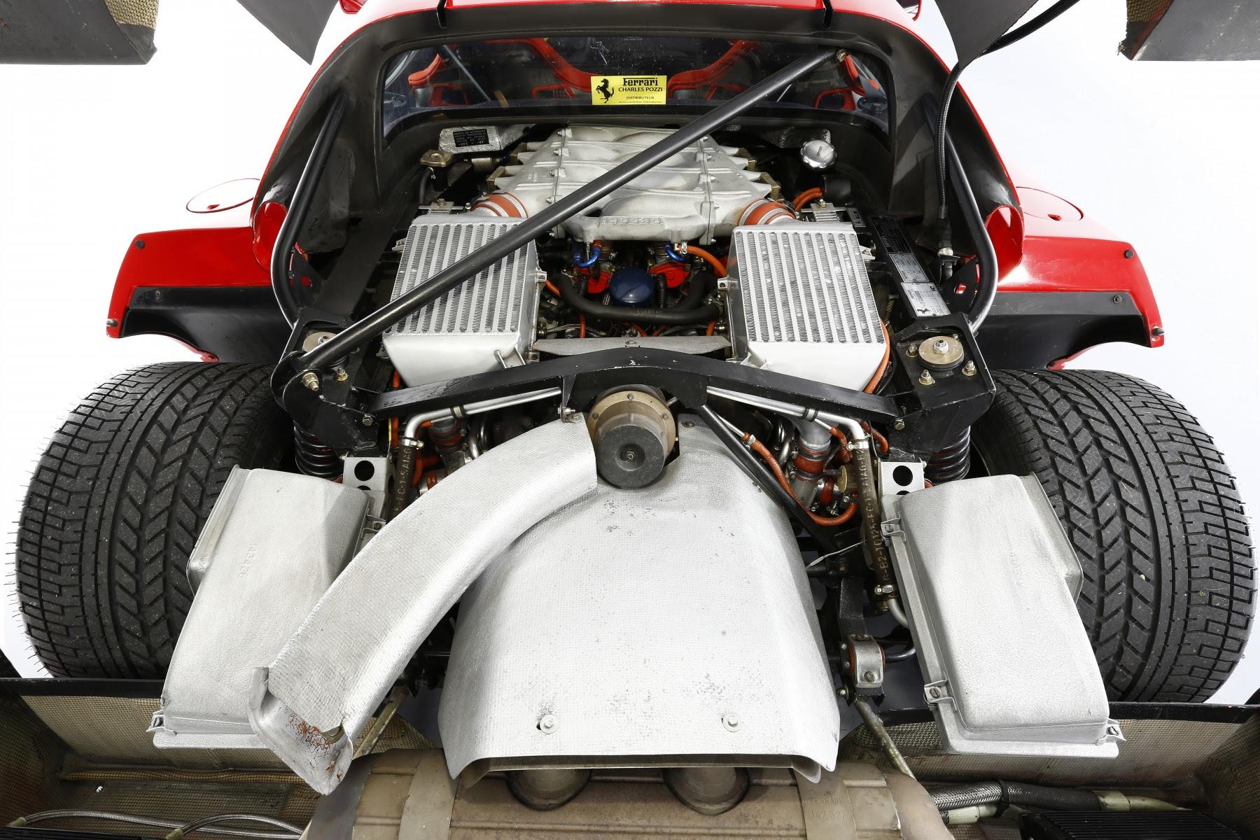 Ferrari F40 ex Pierluigi Martini (5)