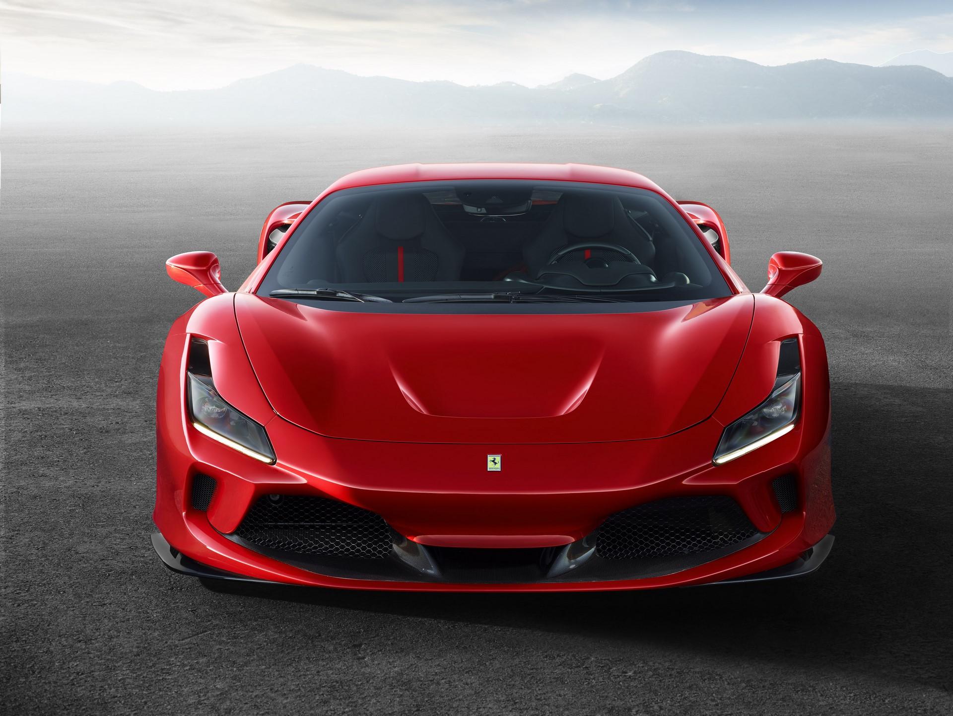 Ferrari F8 Tributo (3)