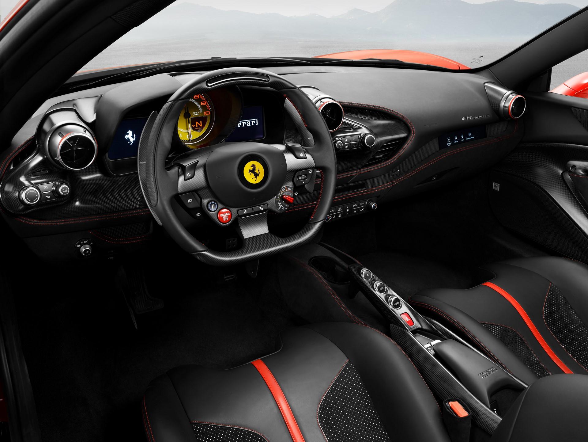 Ferrari F8 Tributo (6)