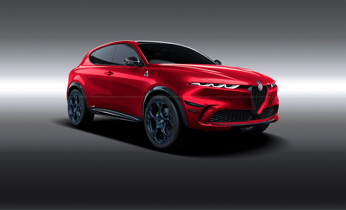 Alfa Romeo Tonale Polizia (3)