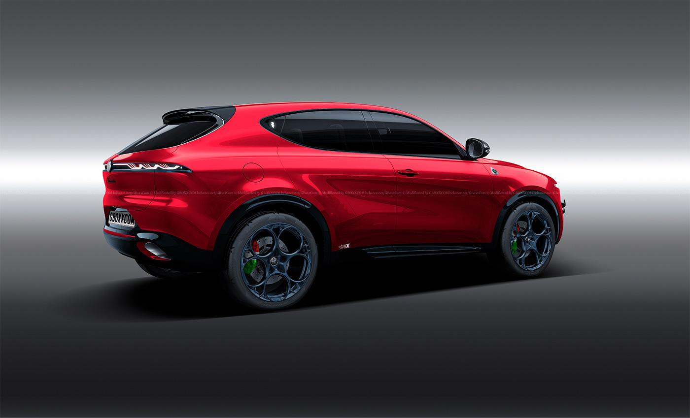 Alfa Romeo Tonale Polizia (4)