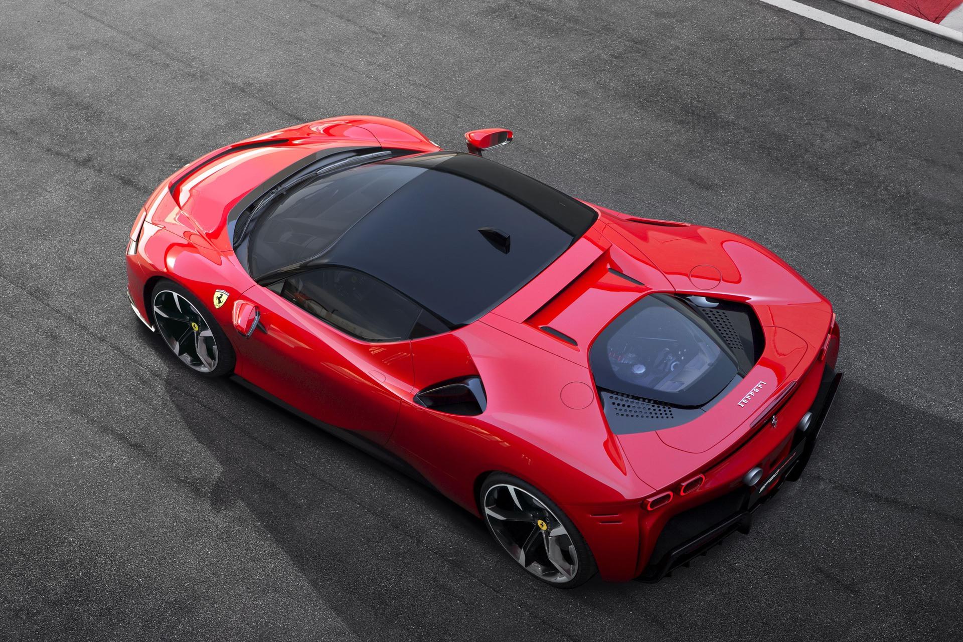 Ferrari sf90 stradale - 2017 ferrari california interior ...