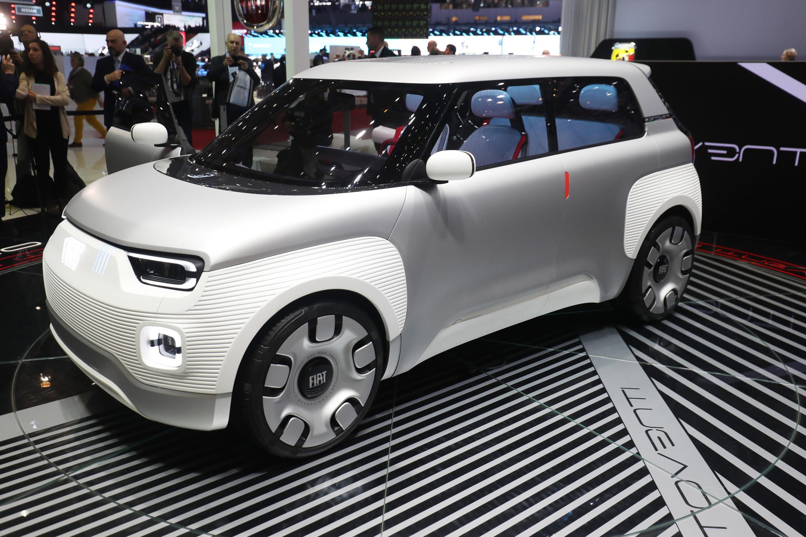 Fiat Centoventi Concept. (1)