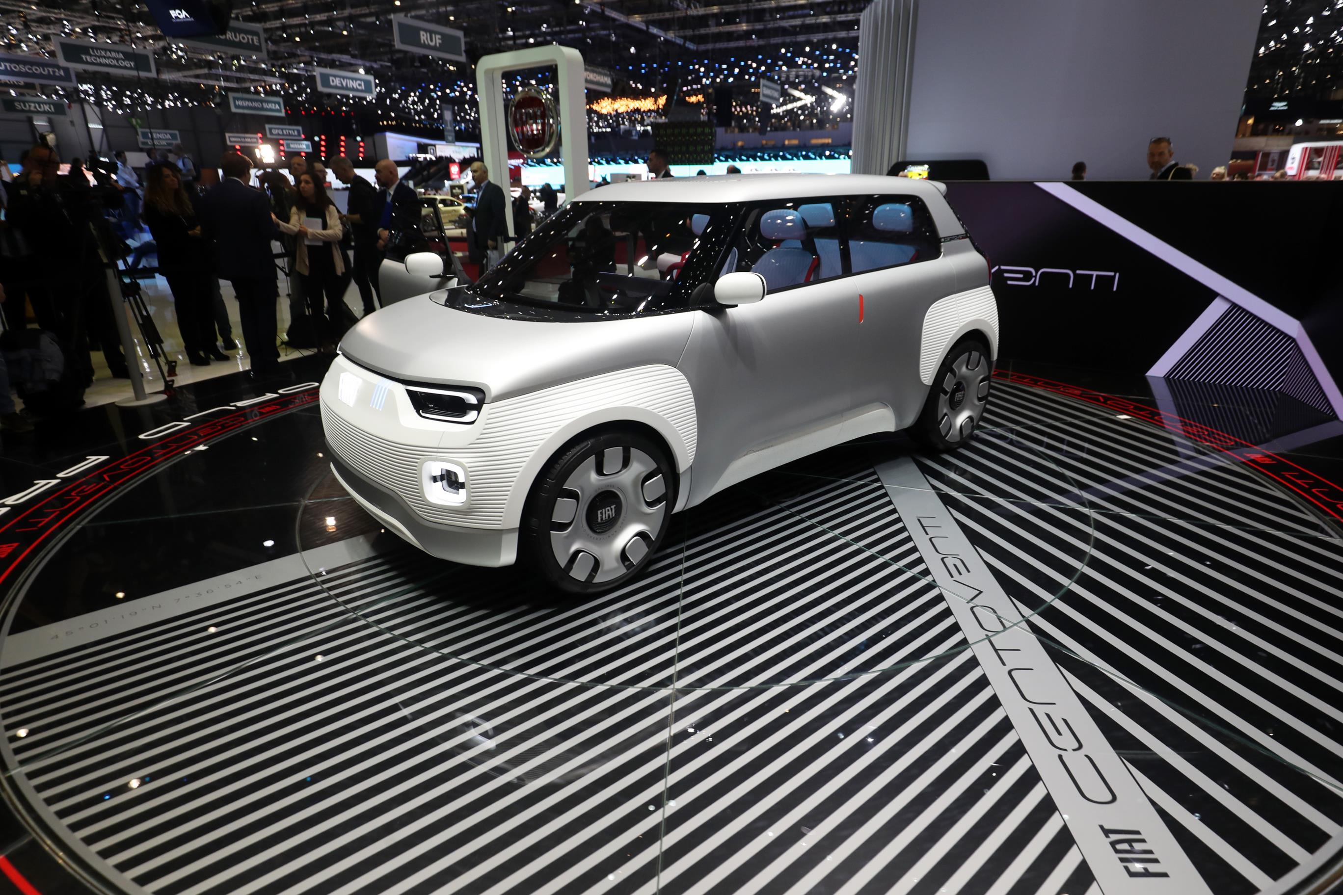 Fiat Centoventi Concept. (2)