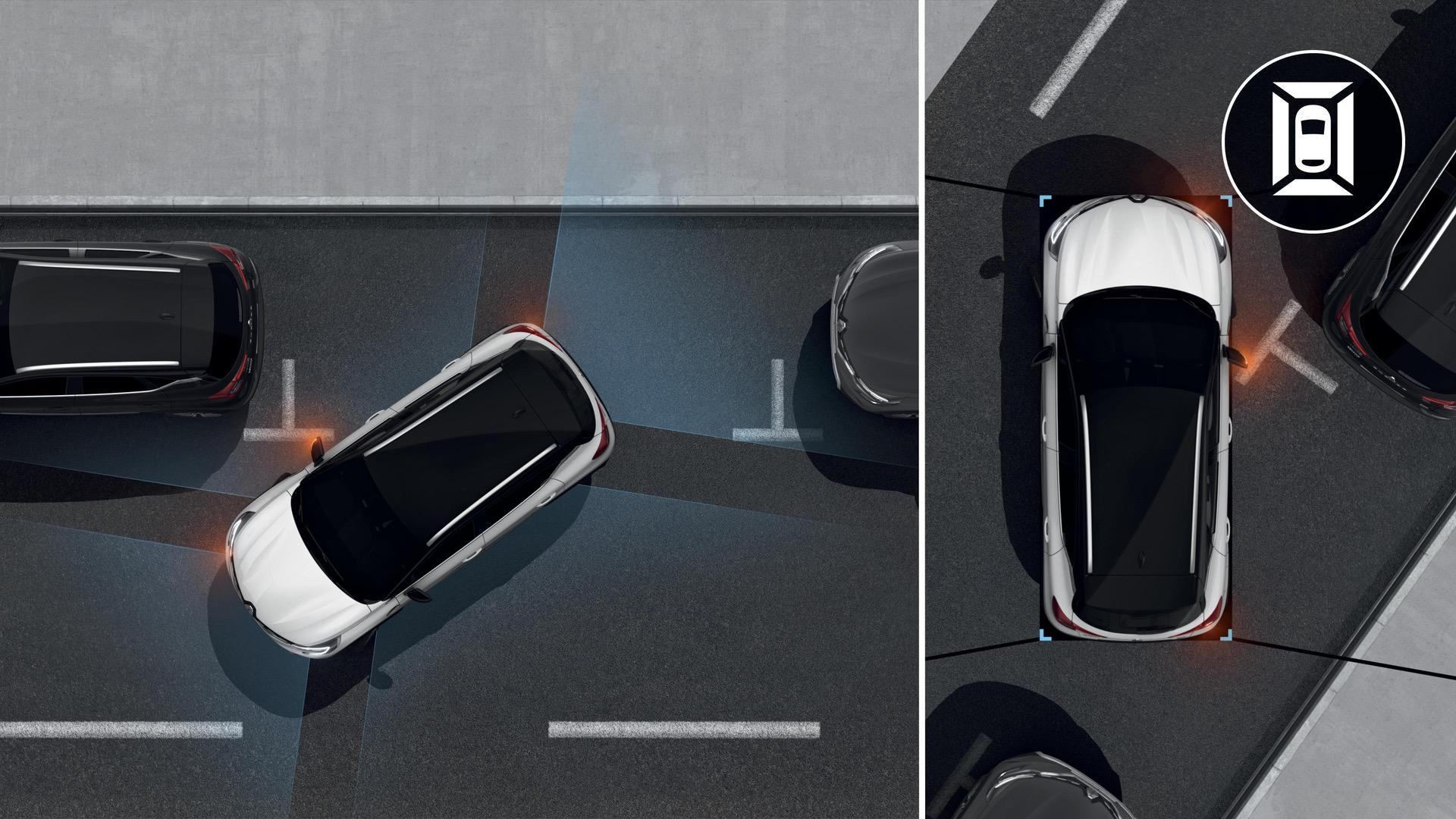 ILLUSTRATIONS TECHNIQUES RENAULT CAPTUR (HJB) - PHASE 1