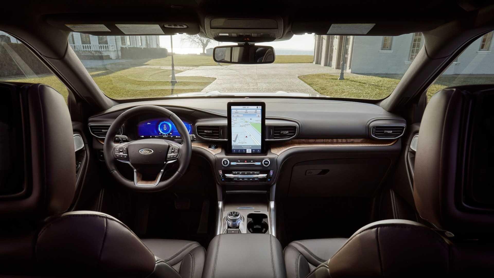 Ford Explorer 2020 (13)