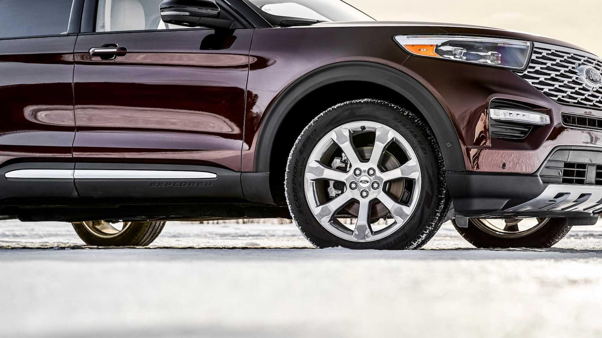 Ford Explorer 2020 (9)
