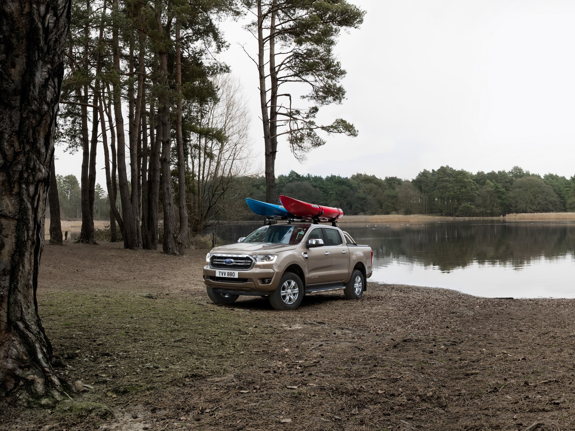Ford Unveils More Powerful, Fuel-Efficient, Refined and Intelligent Ranger