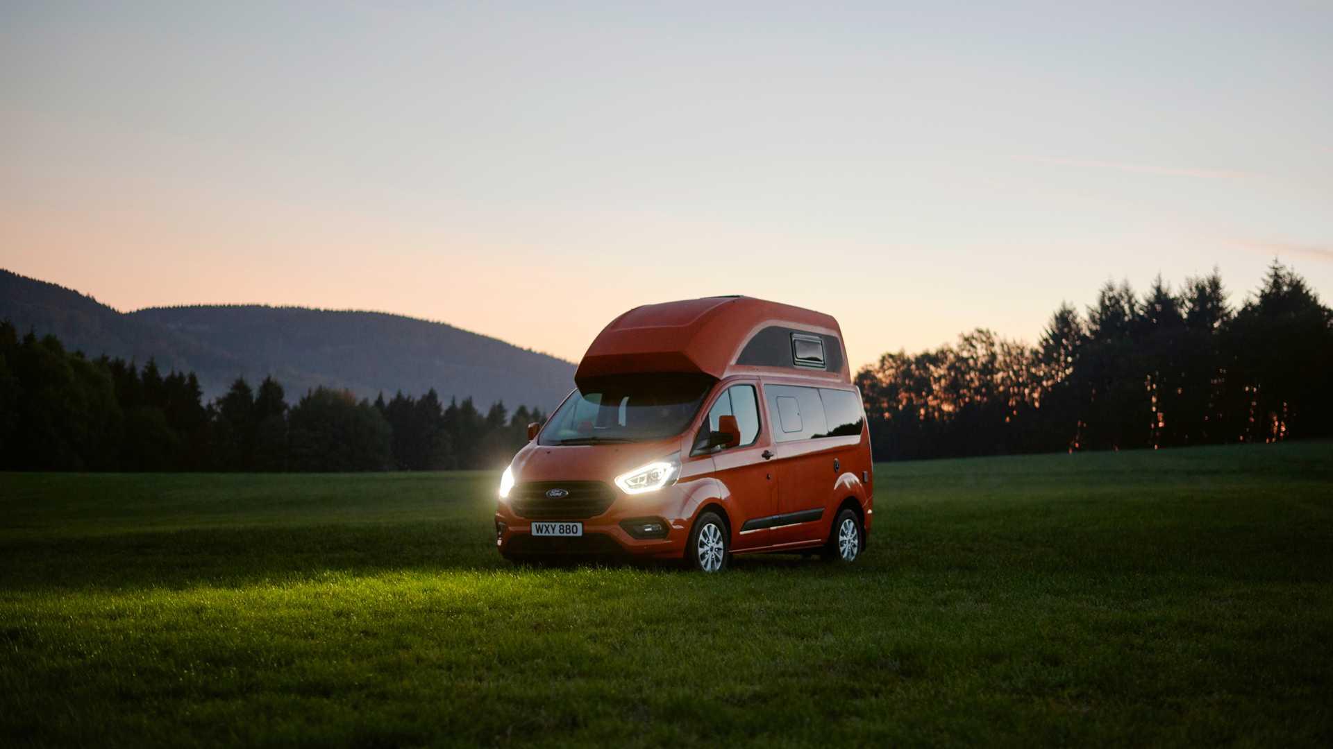 Ford Transit Custom Nugget (11)