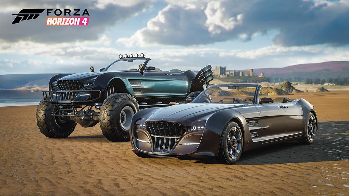 Forza Horizon 4 feb car pack 2019 (1)