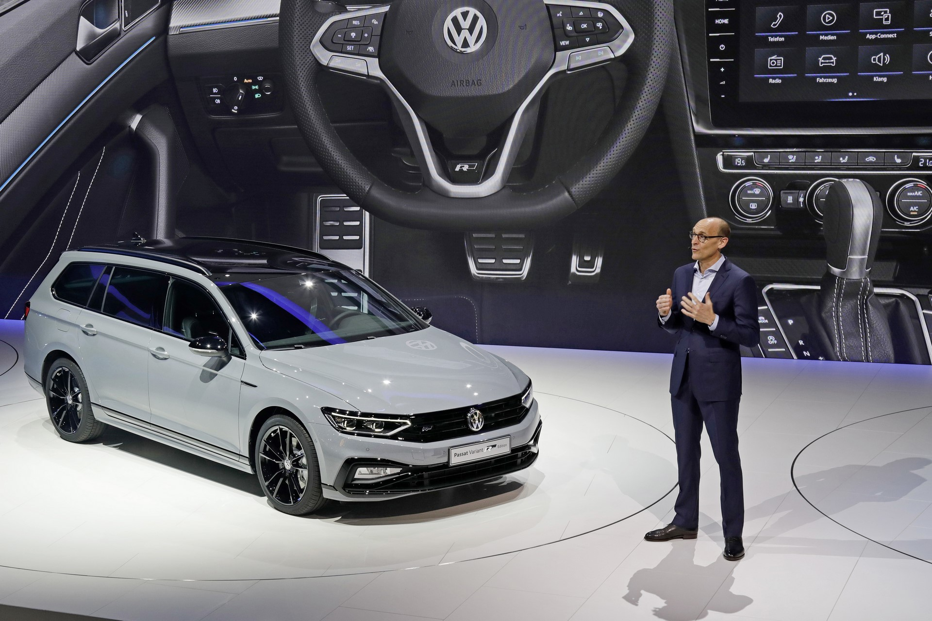 Volkswagen Press Conference, Geneva Motor Show 2019