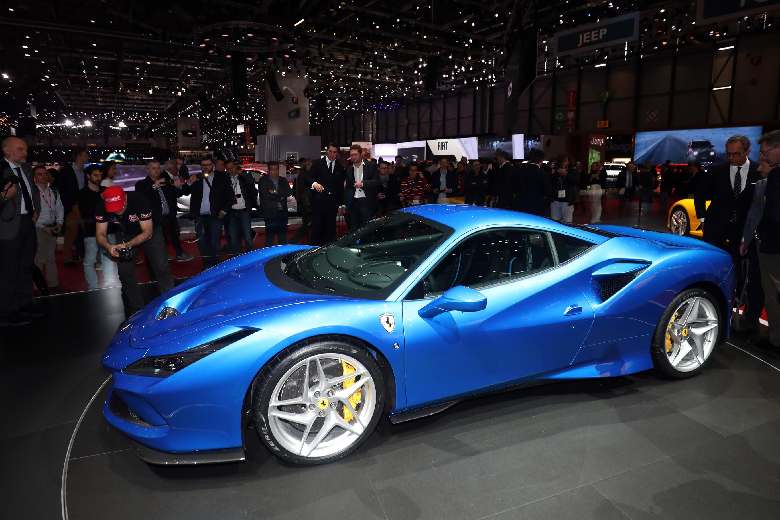Geneva Motor show 2019 mega gallery (353)