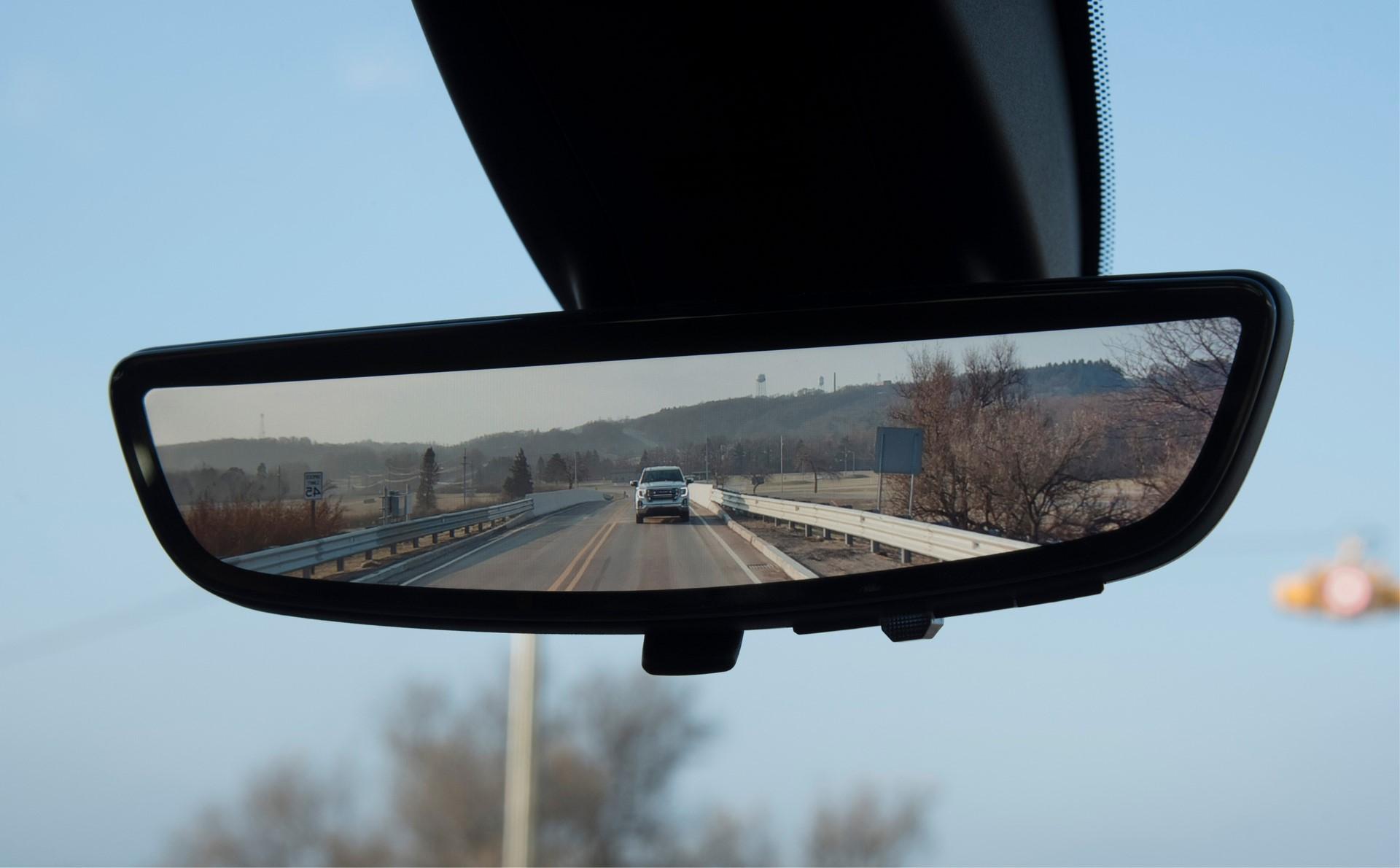 2020 GMC Sierra HD Rear View Mirror Camera