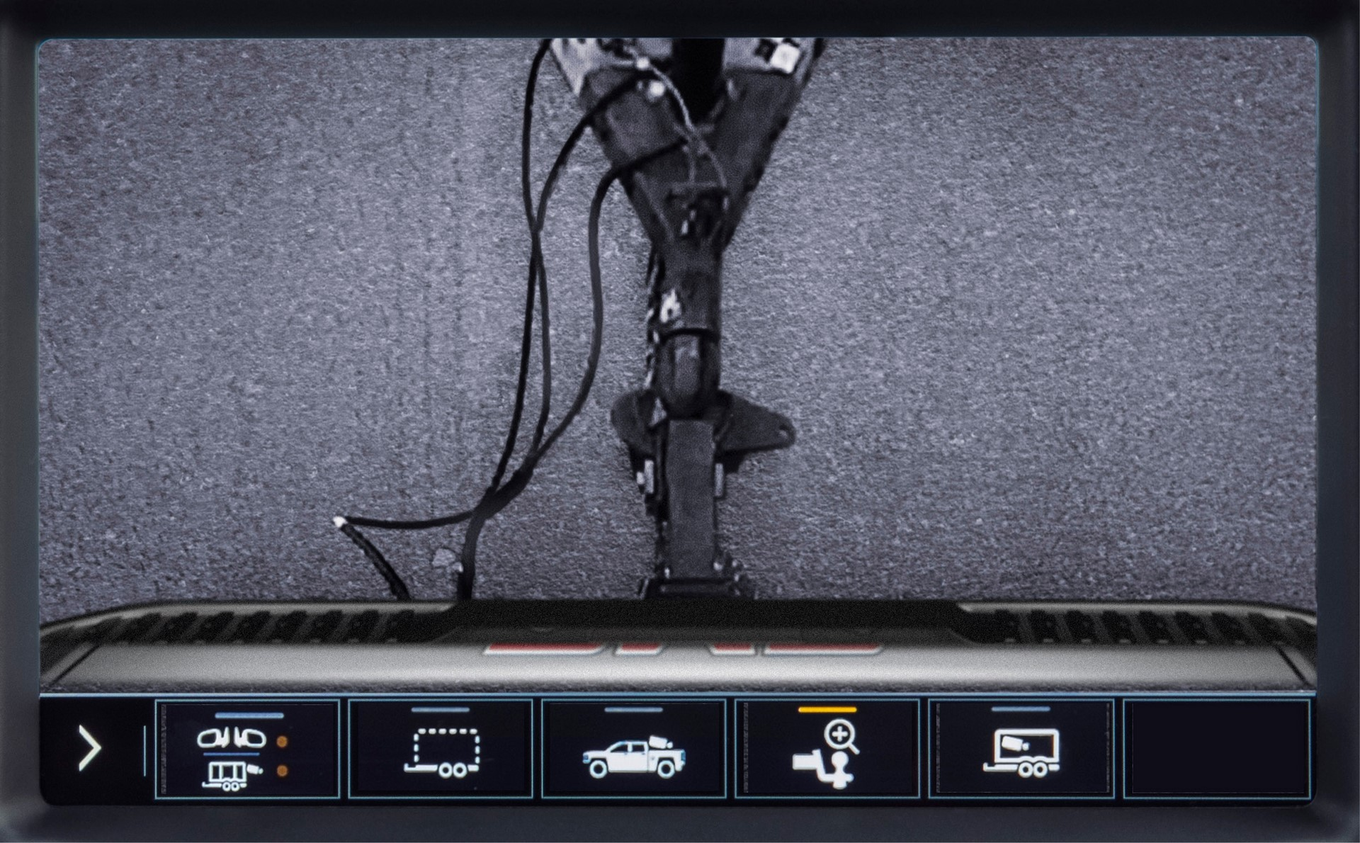 2020 GMC Sierra HD Hitch View Camera